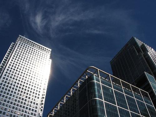 Canary Wharf - London Docklands
