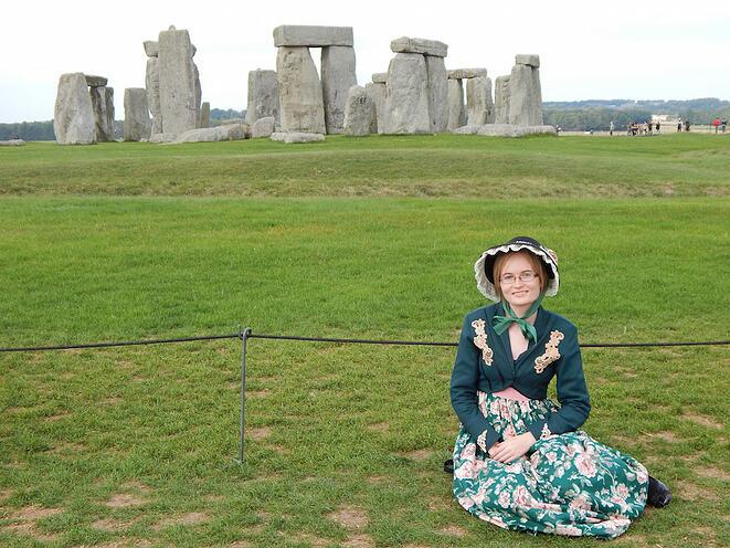 CAPAStudyAbroad_London_Fall2014_Emily McGeary stonehenge
