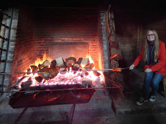 CAPAStudyAbroad_London_Fall2014_Emily McGeary roast