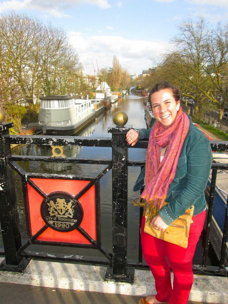 Gabrielle Wilson CAPA Study Abroad