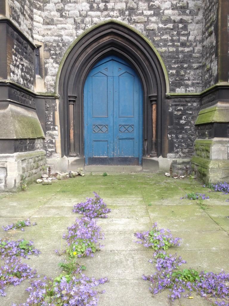 CAPAStudyAbroad_London_Kiaya Heise - Church in Kennington