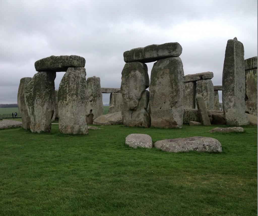 CAPAStudyAbroad_London_Kiaya Heise in Stonehenge