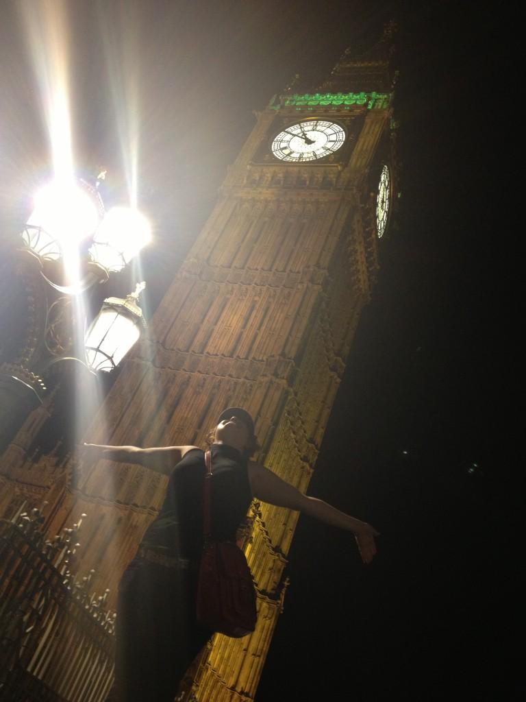 CAPAStudyAbroad_London_Kiaya Heise_Big Ben in London