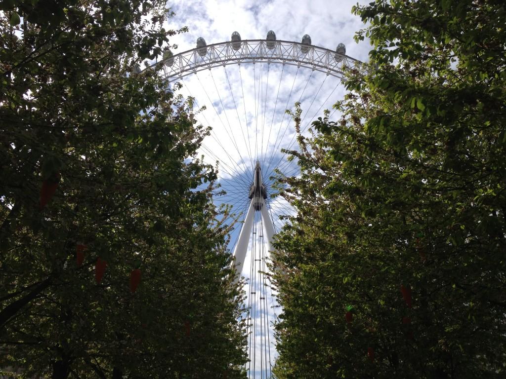 CAPAStudyAbroad_London_Kiaya Heise - London Eye