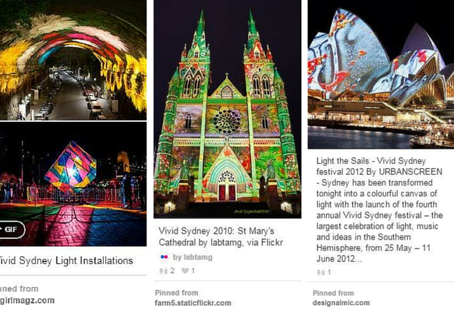 Sydney Pinterest for Study Abroad