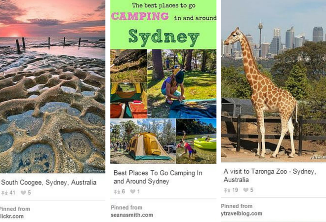 Pinterest for study abroad sydney