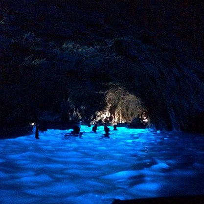 CAPAStudyAbroad_Florence_Fall2014_from_Alex_St._John_-_Blue_Grotto_Capri