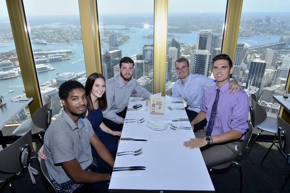 CAPAStudyAbroad_Sydney_Fall2014_from_Ciara_Johnson_-_Sydney_Tower_Buffet