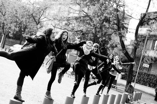 CAPAStudyAbroad_Florence_Spring2013_FromJuliaCampana-CAPA_Pitt_girls