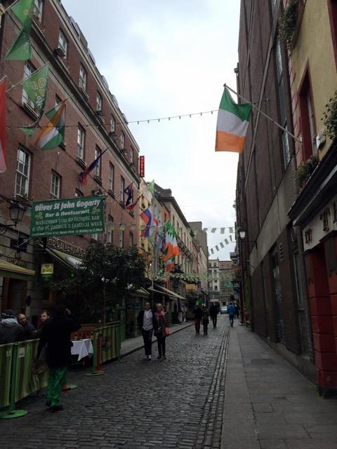 CAPAStudyAbroad_Dublin_Spring2015_FromLilyLieberman-St.PatricksDay