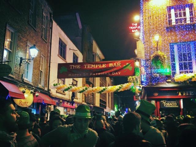 CAPAStudyAbroad_Dublin_Spring2015_FromLilyLieberman-St.PatricksDay2