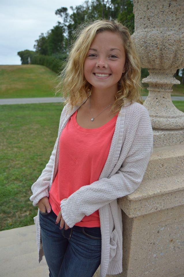 2018 FEA-CAPA Scholars_Katelyn Brown