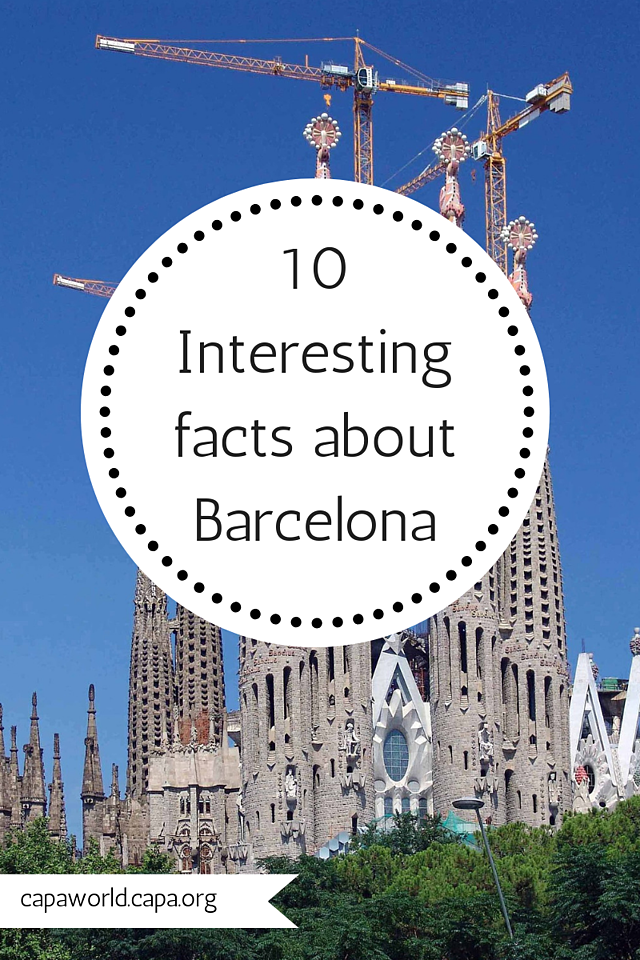 10 Interesting Facts About Barcelona