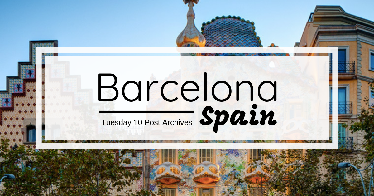 Barcelona Tuesday 10s