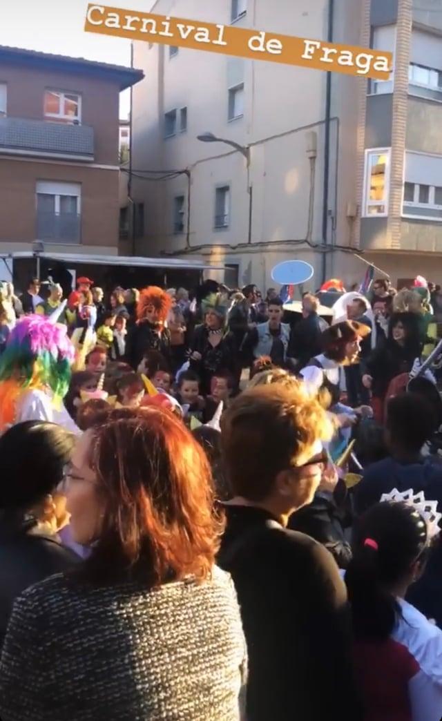 Carnaval De Fraga