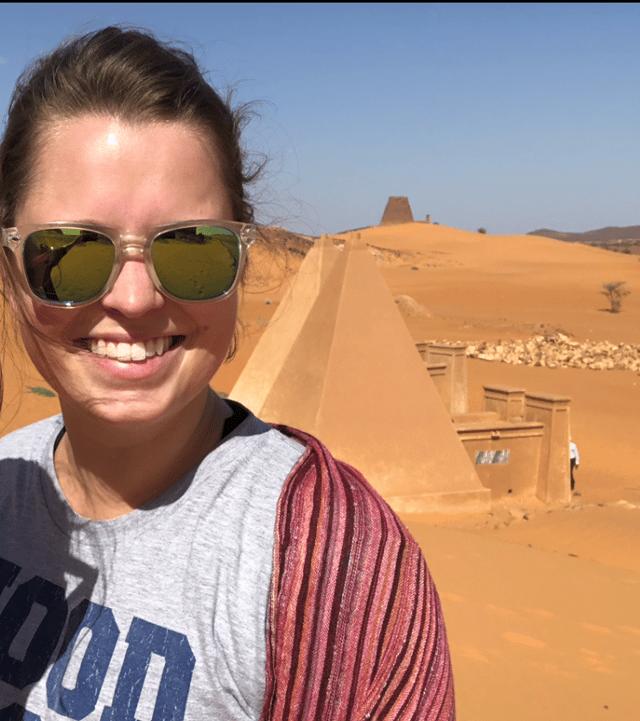CAPAStudyAbroad_Sydney_From Kristen Geatz_Exploring the Nubian Pyramids in Sudan