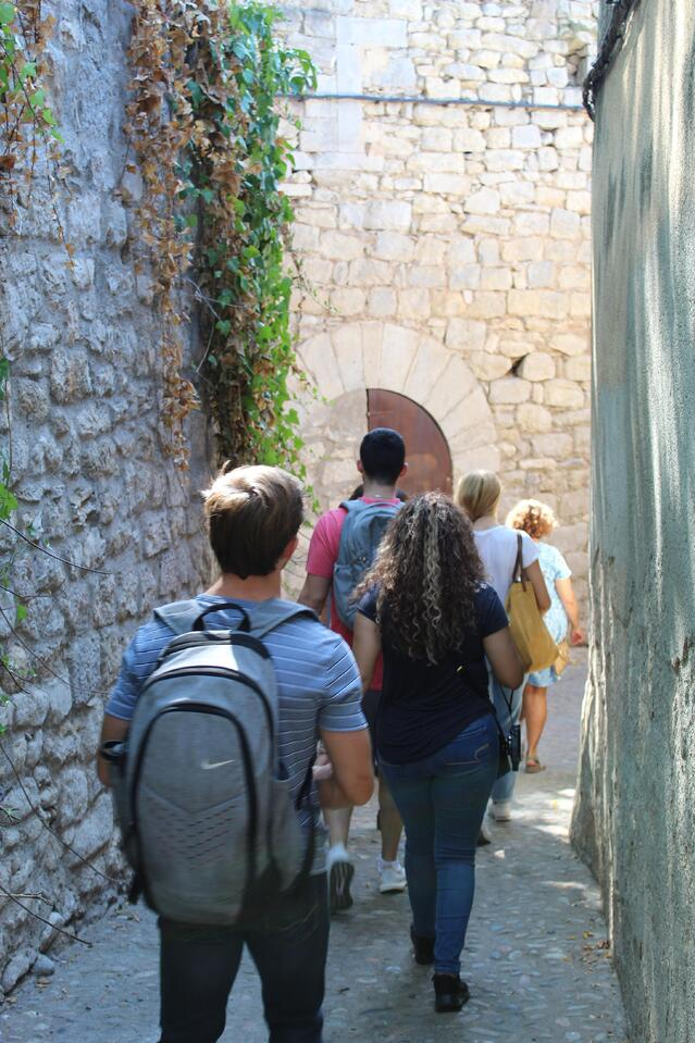 Day Trip to Girona in Spain.