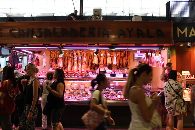 One of the best places to buy Jamon Iberico