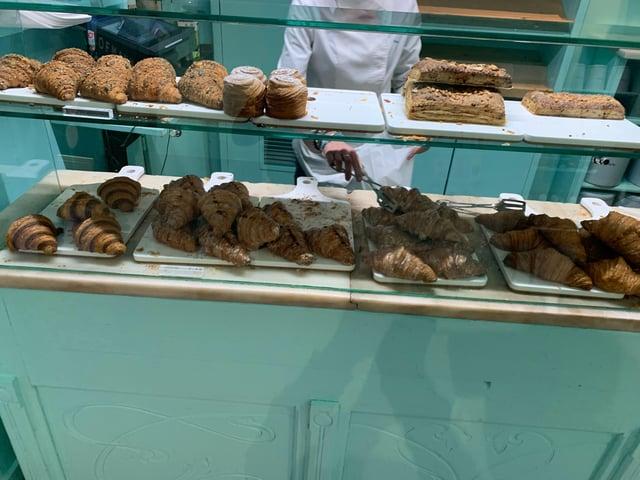 CAPAStudyAbroad_Spring 2020_Barcelona_Nina Vrtjak_Hoffman Pastisseria had the best croissants I have ever tried