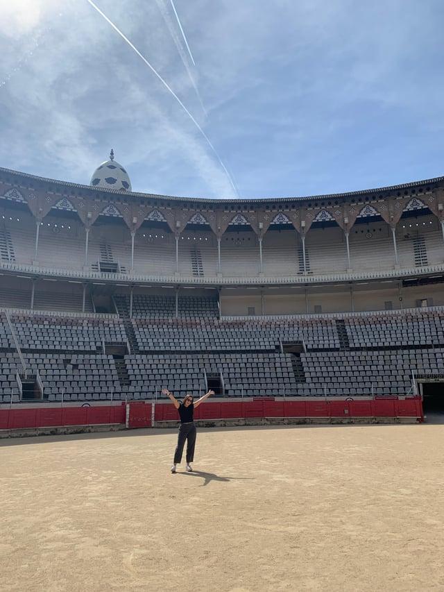 CAPAStudyAbroad_Spring 2020_Barcelona_Nina Vrtjak_La Monumental