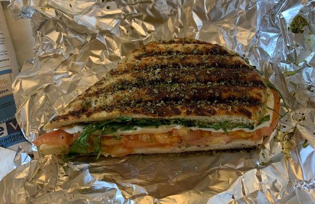 CAPAStudyAbroad_Spring 2020_Barcelona_Nina Vrtjak_One of the many sandwiches I ate!-1
