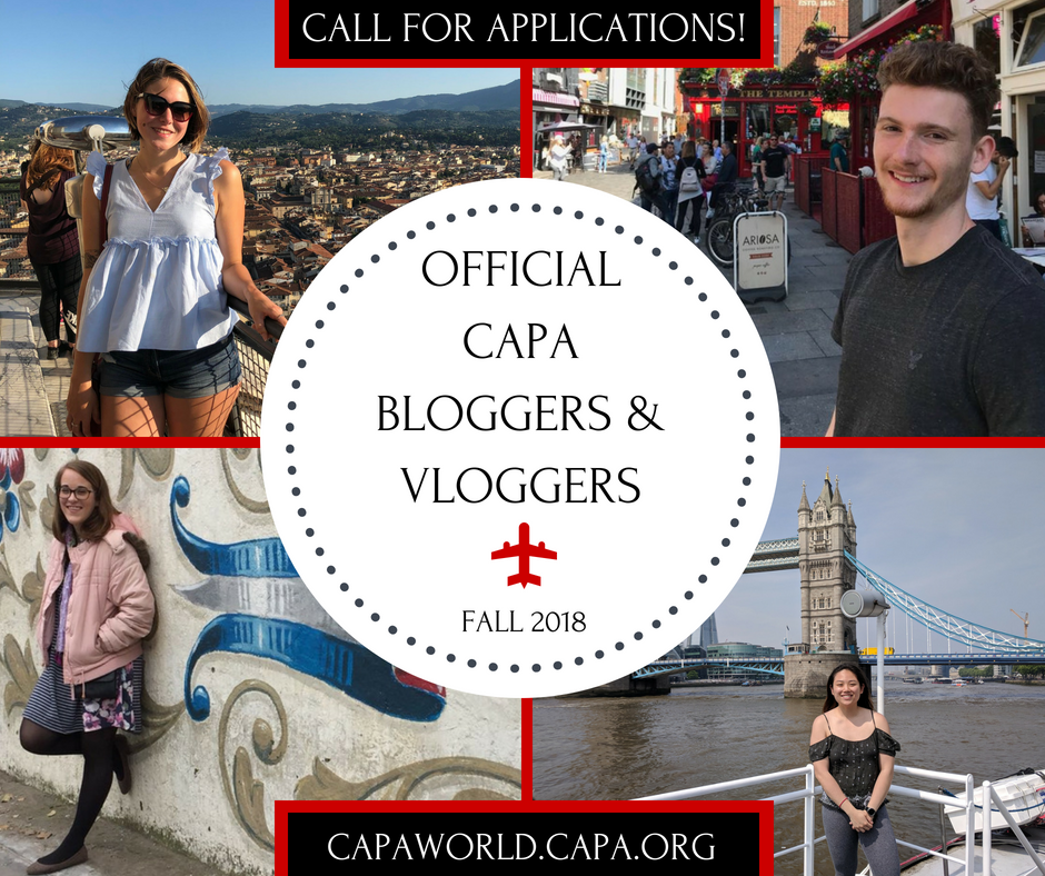 CALL FOR APPLICATIONS_Fall 2018