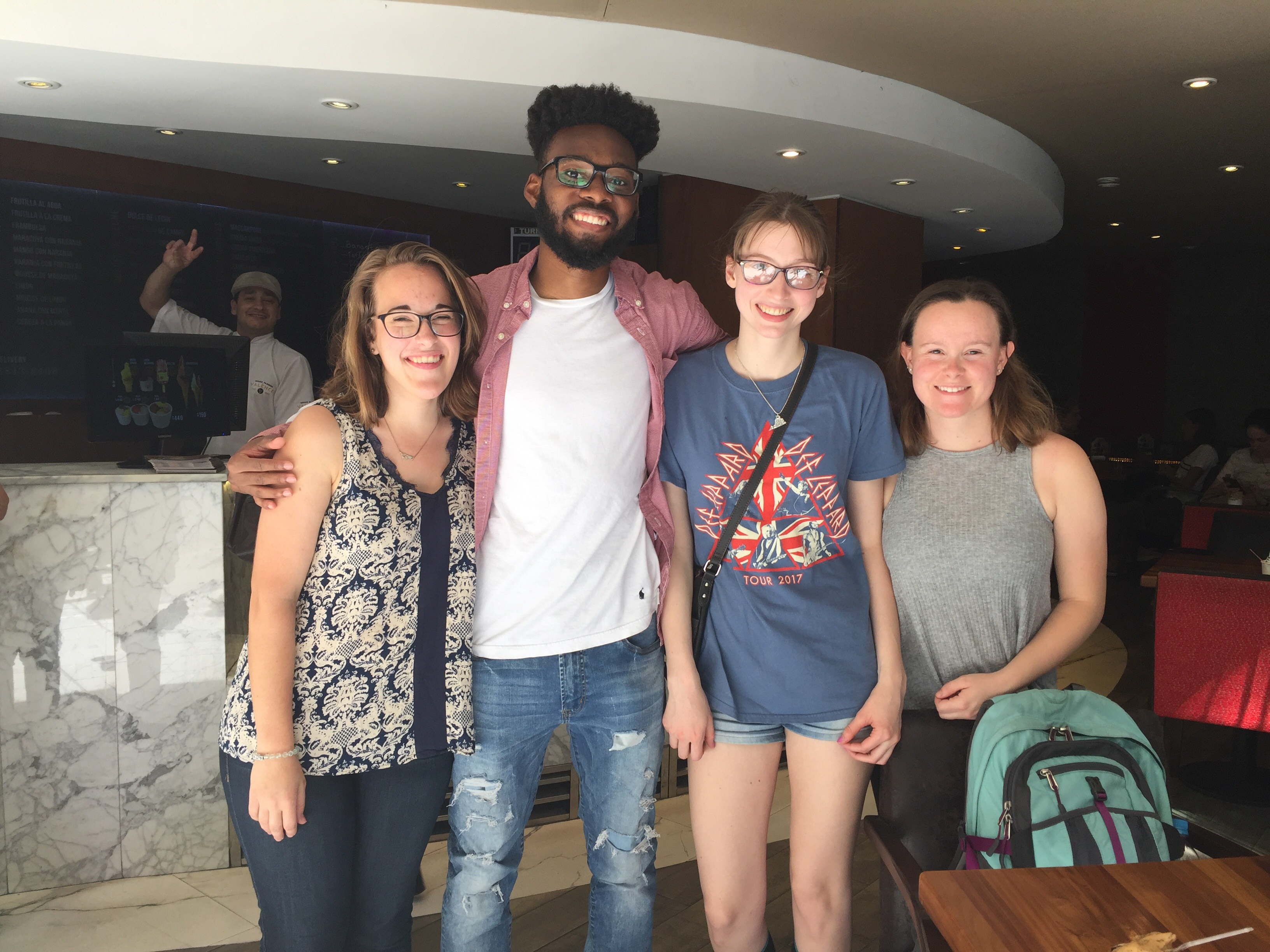 CAPAStudyAbroad_Buenos Aires_Spring2018_From Claire Shrader - At the Ice Cream Shop with Friends.jpeg