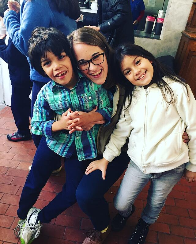 CAPAStudyAbroad_Buenos Aires_Spring2018_From Claire Shrader - Celebrating the 25th of May