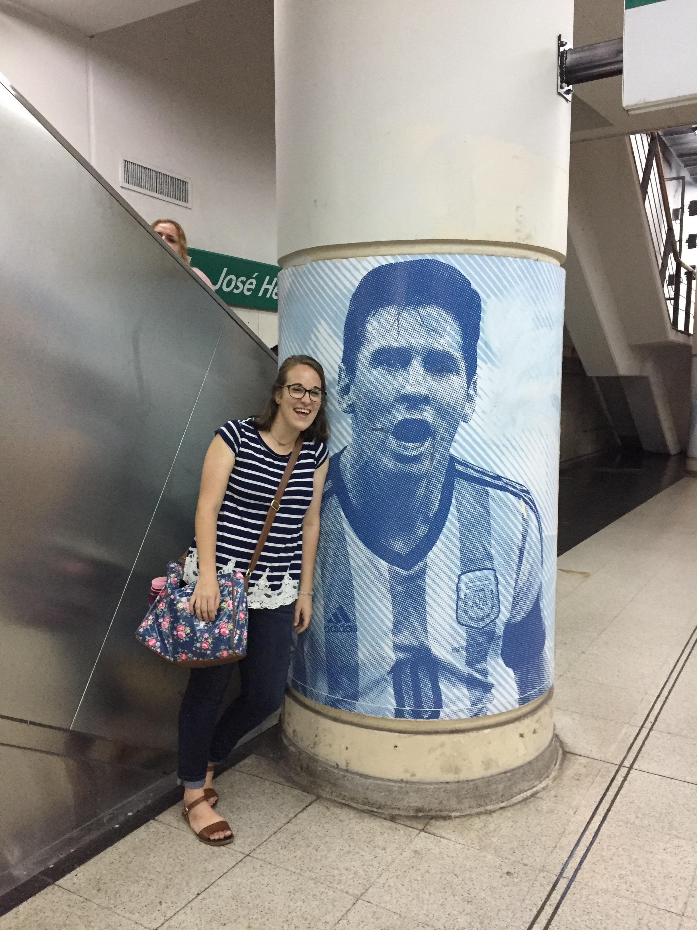 CAPAStudyAbroad_Buenos Aires_Spring2018_From Claire Shrader - Messi in Subte.jpeg