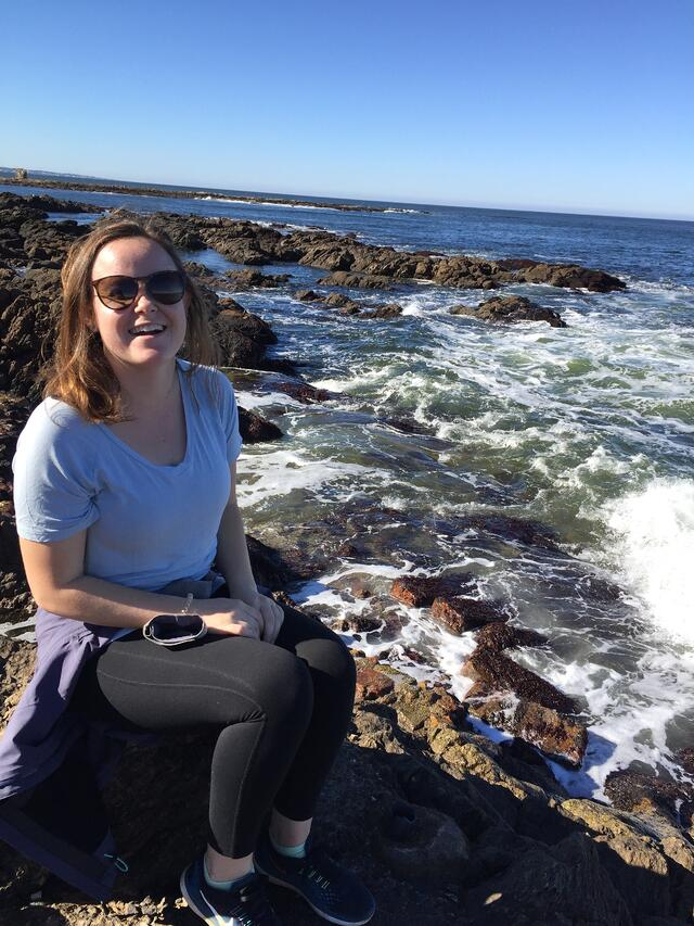 CAPAStudyAbroad_Buenos Aires_Spring2018_From Claire Shrader - My Dear Friend Sophie on a Trip to Uruguay