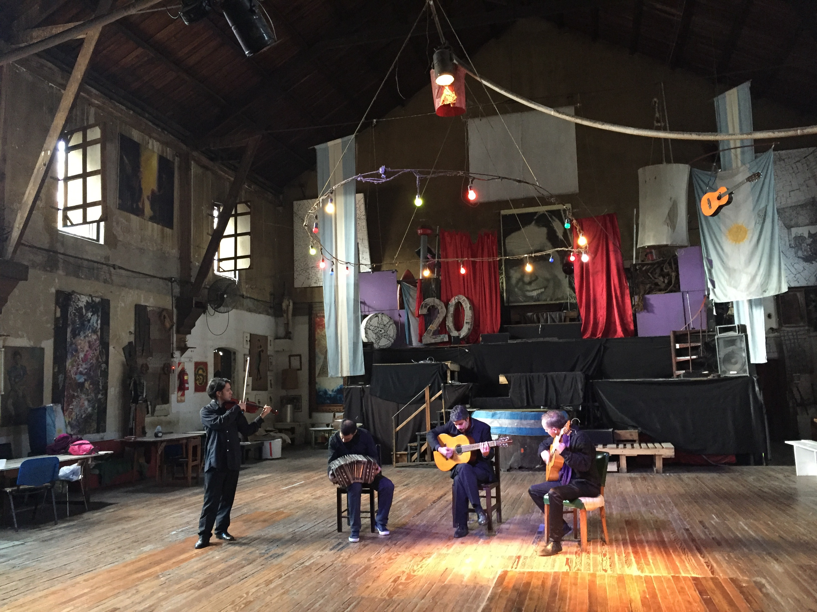 CAPAStudyAbroad_Buenos Aires_Spring2018_From Claire Shrader - My Global City Tango Event with Musicians