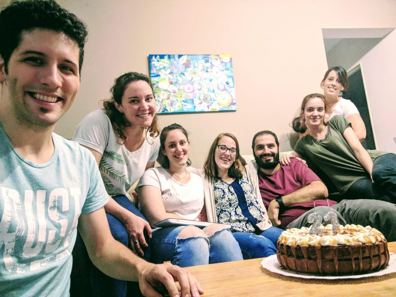 CAPAStudyAbroad_Buenos Aires_Spring2018_From Claire Shrader - My Lovely Birthday Party