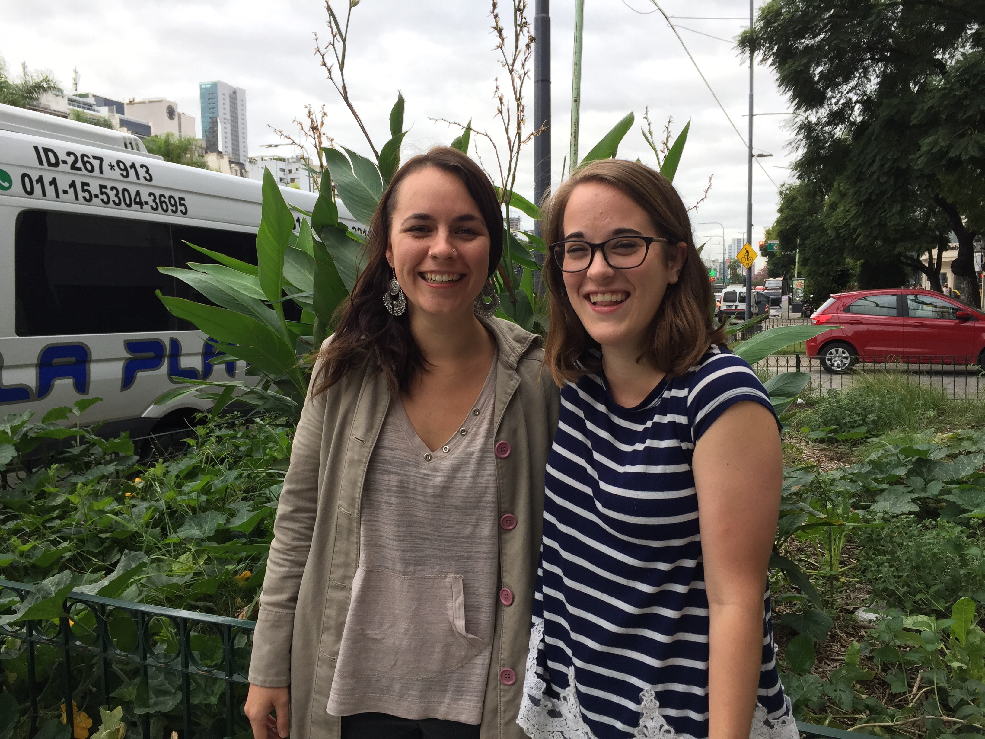 CAPAStudyAbroad_Buenos Aires_Spring2018_From Claire Shrader - Together with RD Marlena Reimer