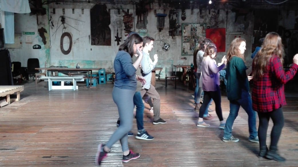 Learning How to Dance in Buenos Aires