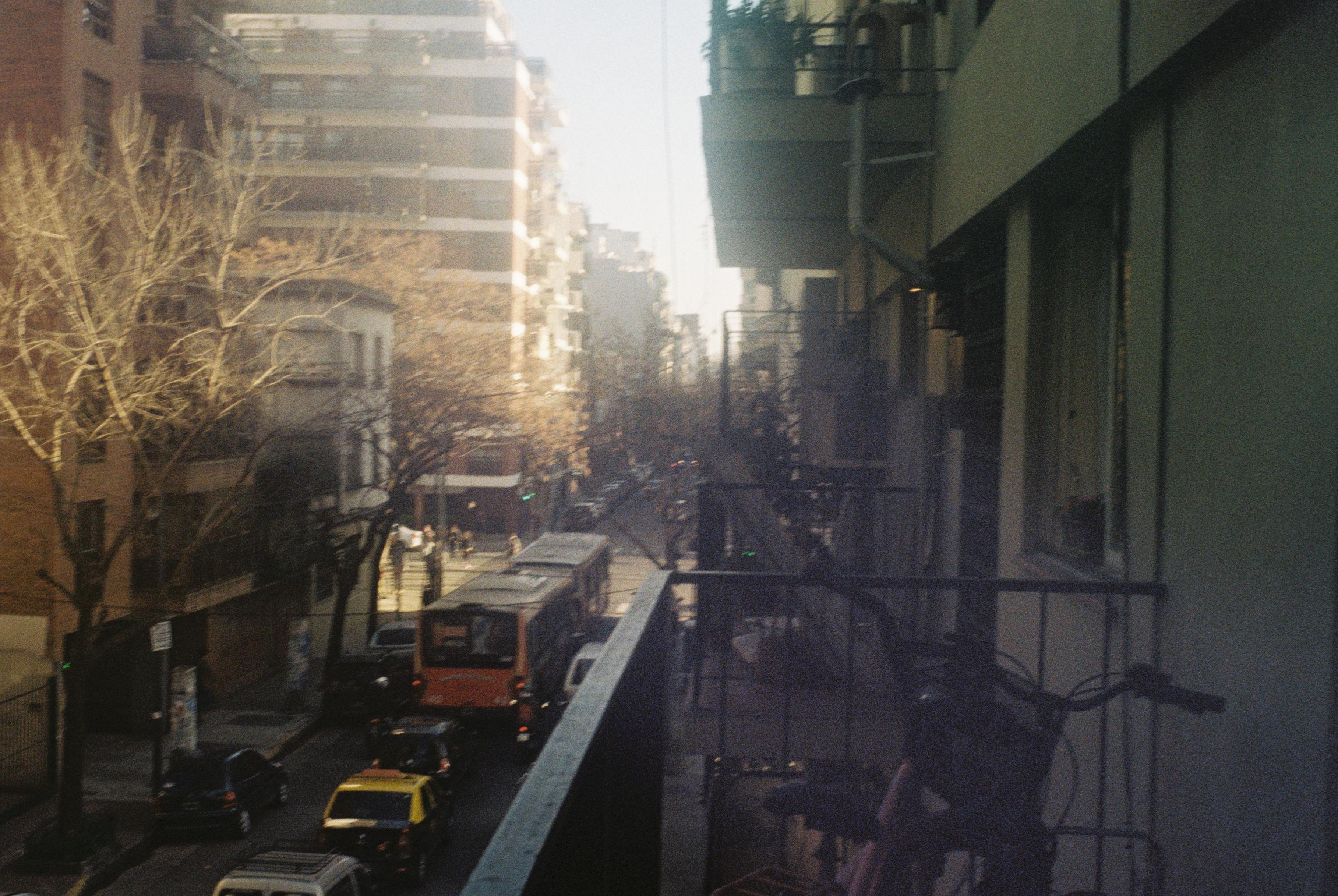 The Streets of Buenos Aires on Film
