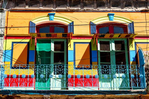 CAPA_Buenos_Aires Colorful Architecture