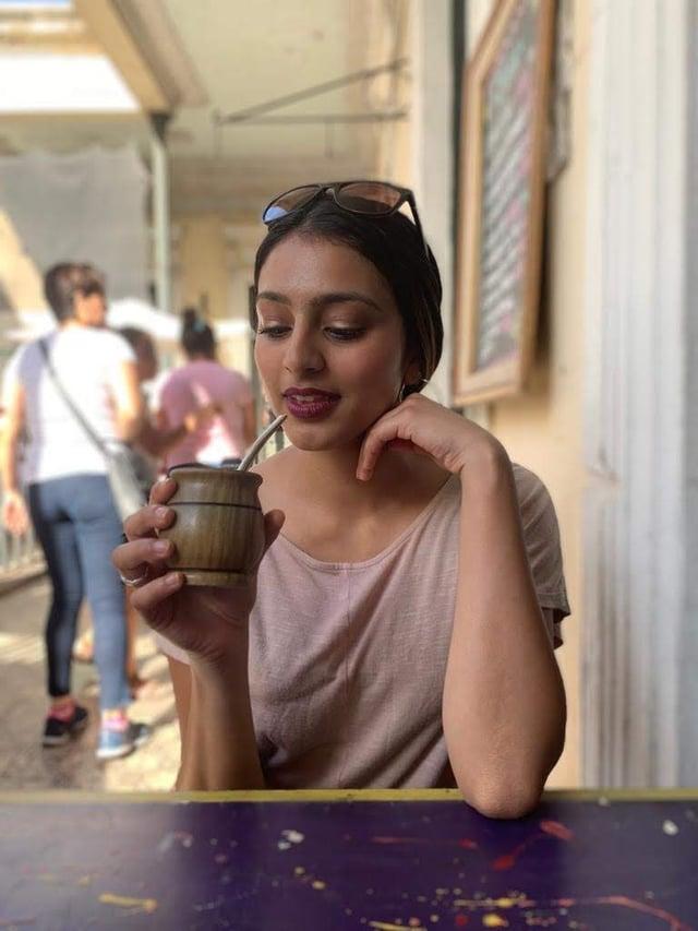 Shivani Drinking Mate