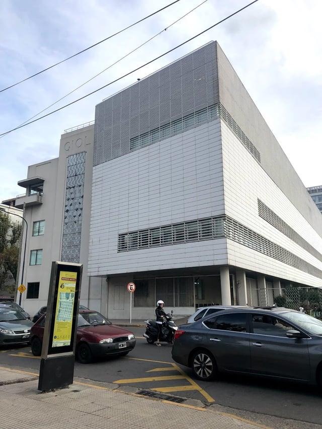 iBioBA Building