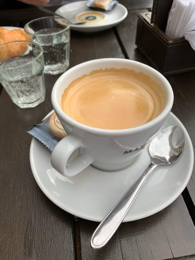 Taking a Coffee Break