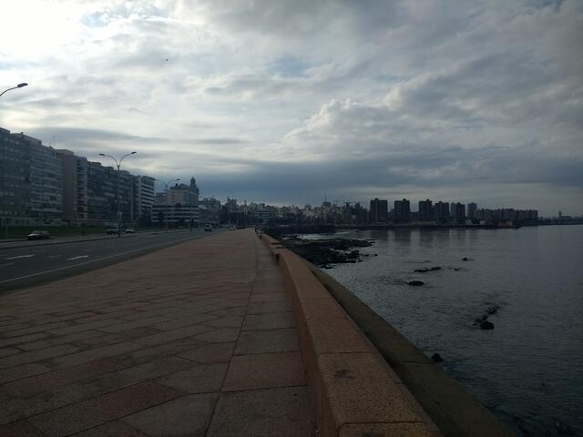 Montevideo Coast