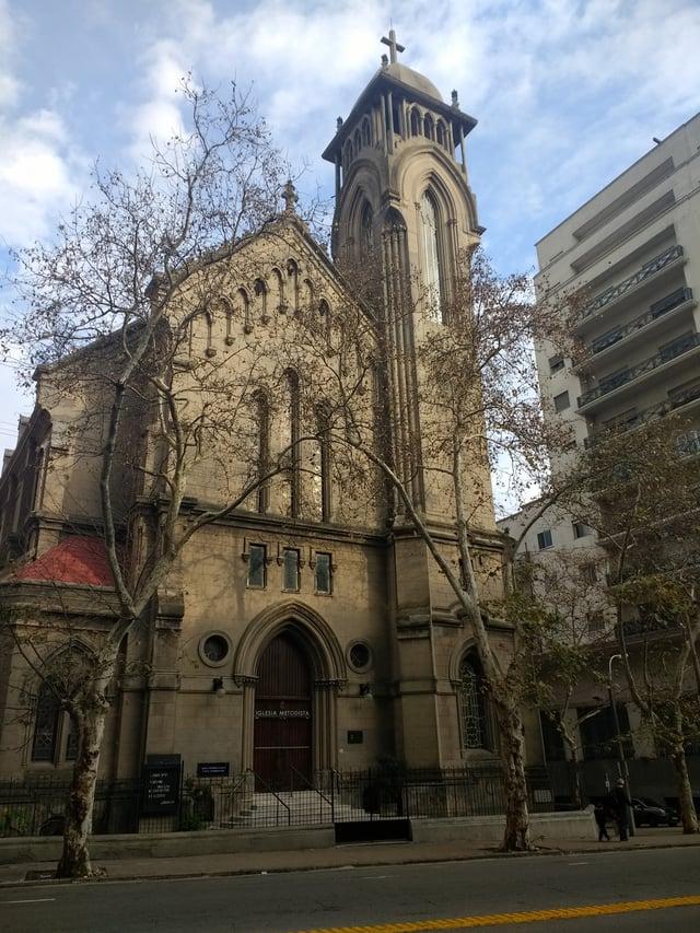 Uruguay Church
