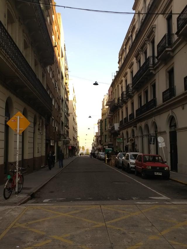 Uruguay Streets