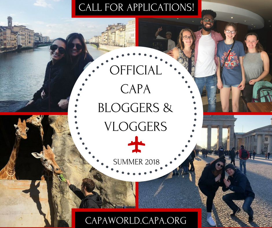 CALL FOR APPLICATIONS_Summer 2018