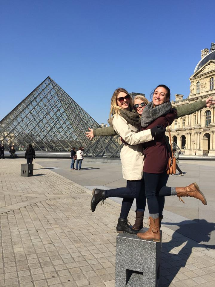 CAPAStudyAbroad_From Rachel Long_Interview_Balancing act outside The Louvre in Paris - March 2016.jpg
