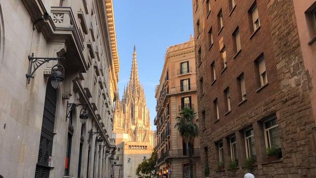 CAPAStudyAbroad_Barcelona_Summer 2018_Julia Schroder_Street shot