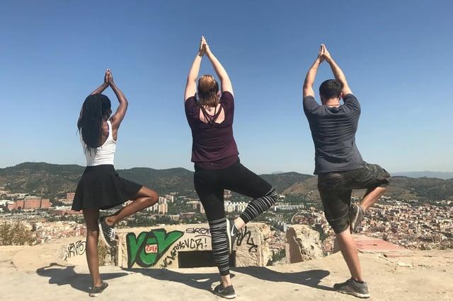 Bunker Yoga in Barcelona