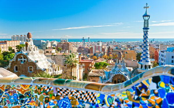 CAPAStudyAbroad_Barcelona_Summer2017_Parc Guell-1