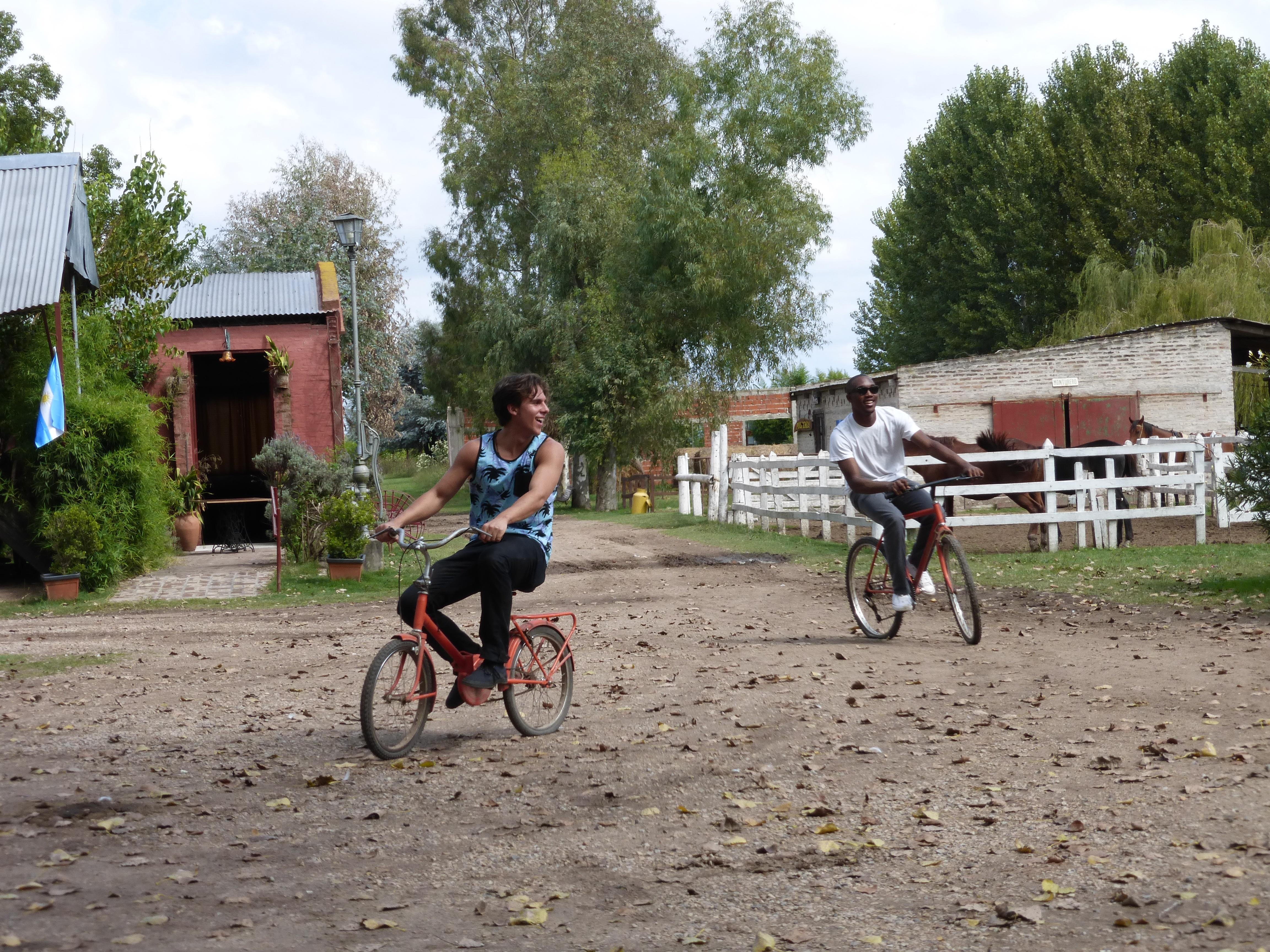 CAPAStudyAbroad_BuenosAires_Spring2014_Ranch Visit - bikes.jpg