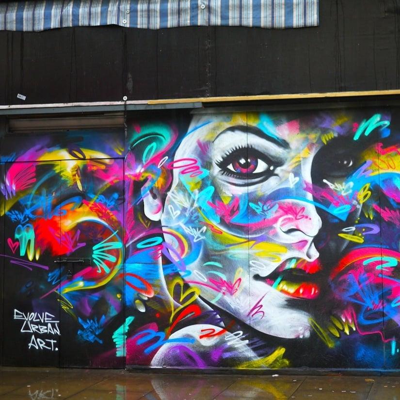 CAPAStudyAbroad_Dublin_By Stephanie Sadler - street art face