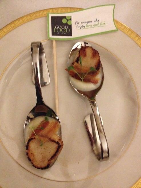 CAPAStudyAbroad_Dublin_Spring2017_From Nathan Overlock - Food at Ambassadors Residence.jpg